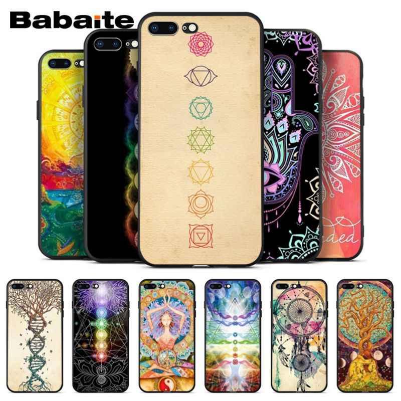 coque iphone 6 chakra