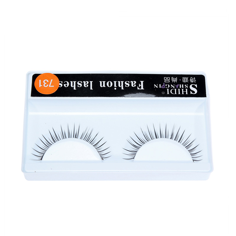 10 Pairs Natural False Lashes Eyelashes Top Brand Makeup Eyelashes
