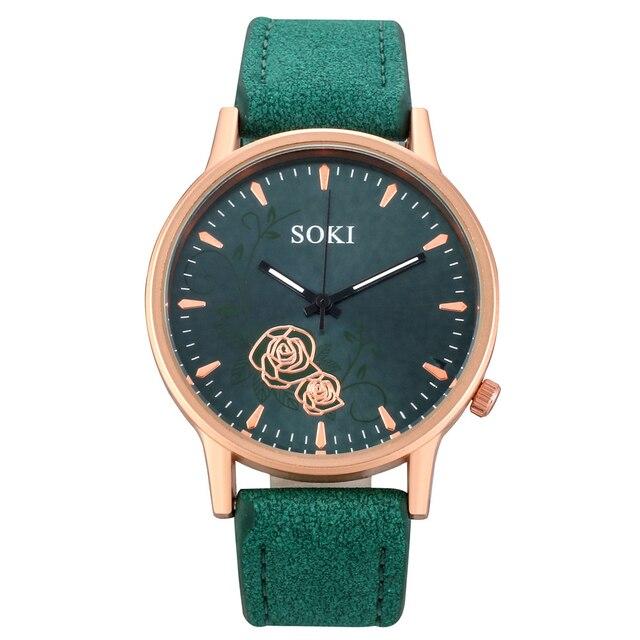 High Quality Fashion Watches Women Bracelet Watches Sport Casual Analog Quartz W