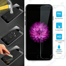 0.3mm Ultra-thin Premium Tempered Glass Screen Protector for iPhone XR XS Max X 8 7 6s plus 5s Samsung s8 s7 note 9 200pcs