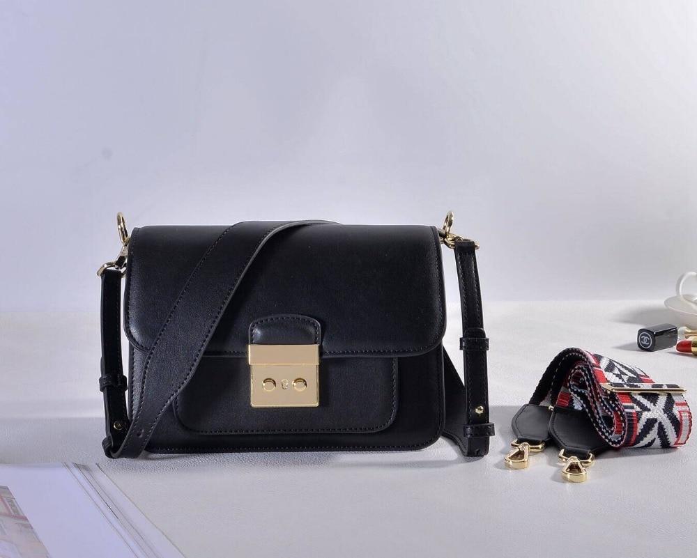 Kafunila 2018 genuine leather women messenger bags famous brand luxury designer handbag crossbody shoulder bag flap clutch bolsa цена