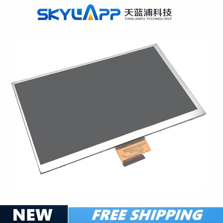 7 40Pin ЖК экран для Билайн таб 2 планшет внутренний ЖК дисплей Замена панели Бесплатная доставка