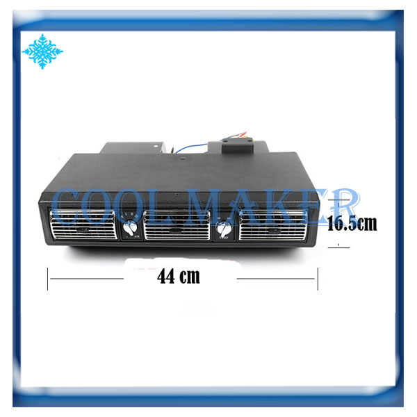 12 V/24 V Универсальный Авто кондиционер воздуха Испарительный агрегат BEU-407-100 охлаждения