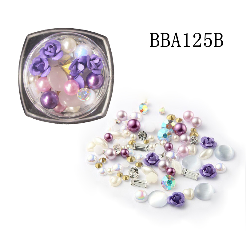 Detail Feedback Questions about Bittb Nail Art Gems Charms ... 0f3c263c53d6