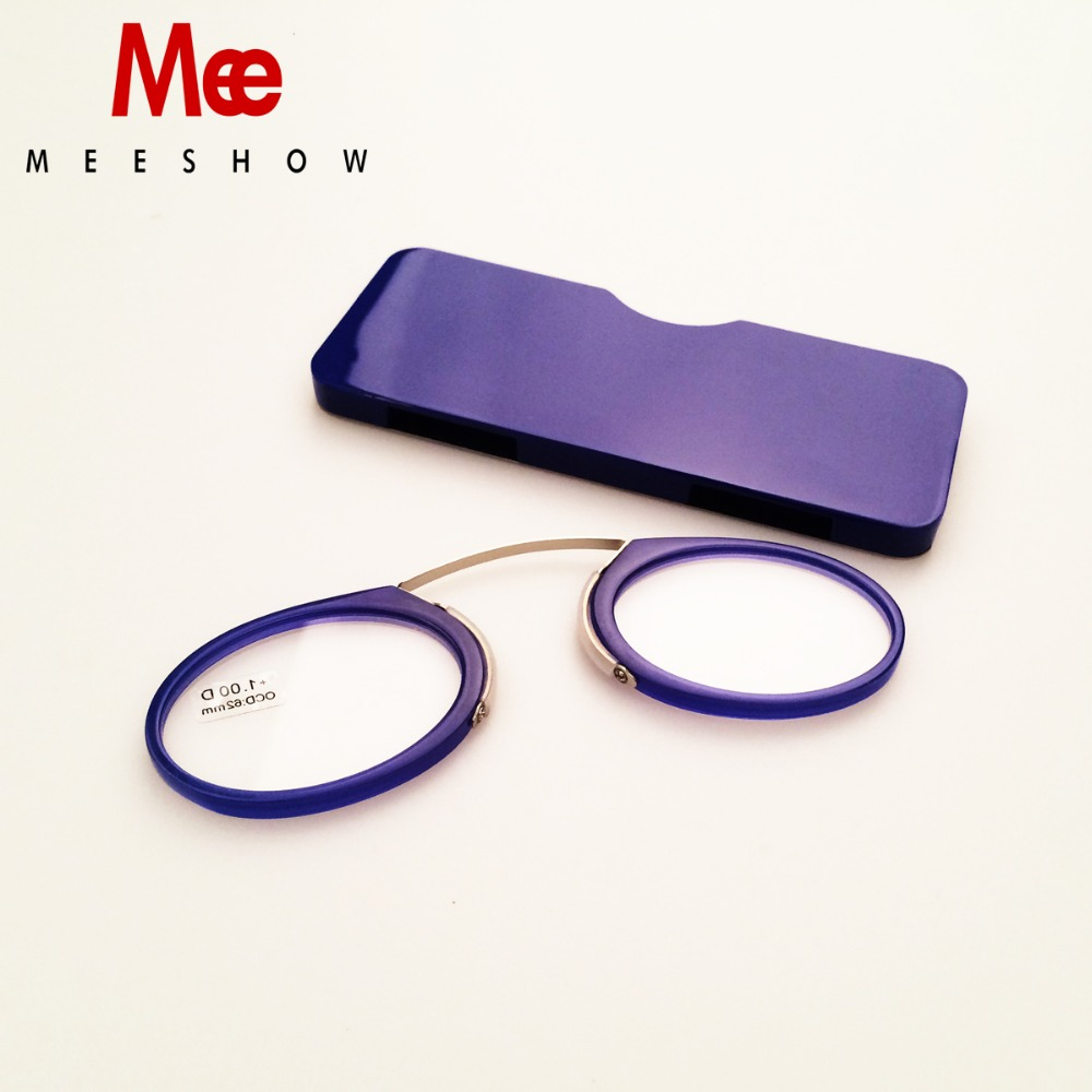 End Of Nose Reading Glasses