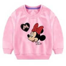 Baby jacket Minnie Girls Jackets Cotton