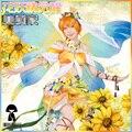 Love Live! Flower Spirit Fairy Awaken All Members Minami Kotori Uniforms Cosplay Costume Free Shipping + Wings