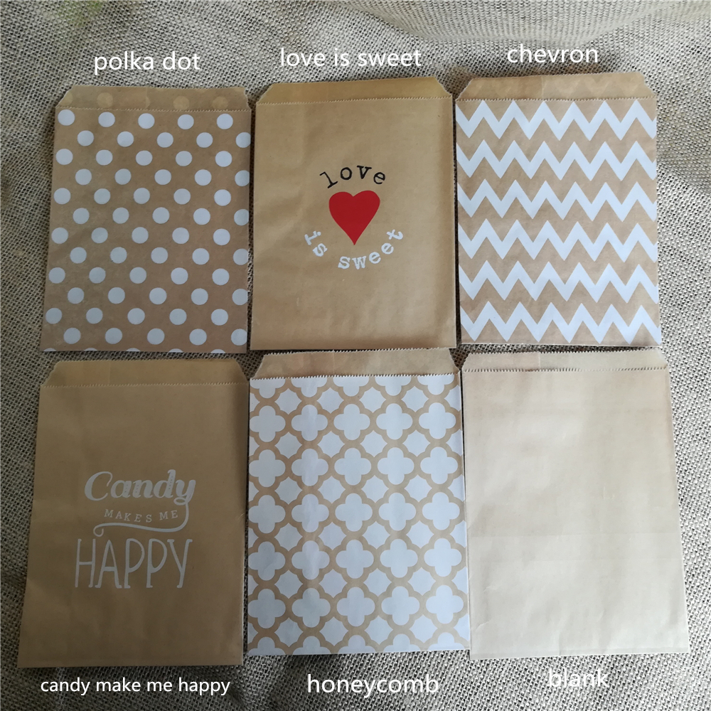 top 9 most popular buffet personalized candy bags list and