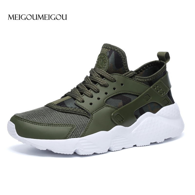 MEIGOUMEIGOU Ins Hot Sell Vulcanize Shoes Men Casual Outdoor Damping Sneakers Men Plus Size Male Footwear White Vulcanize Shoes(China)