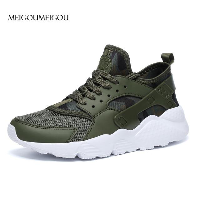 04a570992 MEIGOUMEIGOU Ins Hot Sell Vulcanize Shoes Men Casual Outdoor Damping  Sneakers Men Plus Size Male Footwear