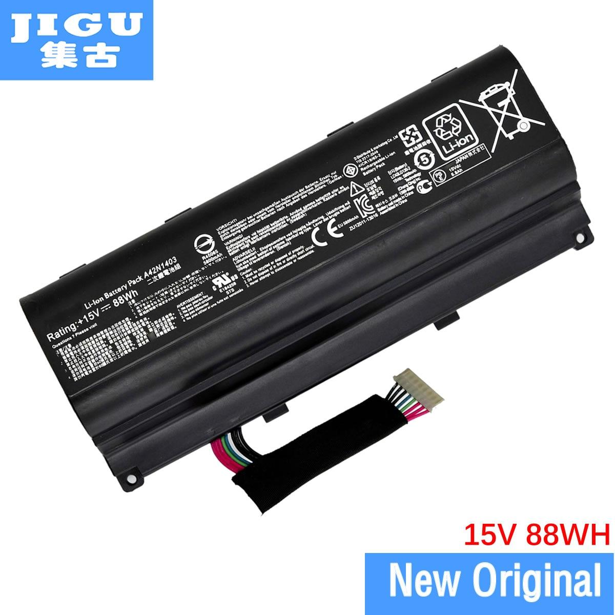 JIGU Batterie D'ordinateur Portable A42LM93 A42LM9H A42N1403 POUR ASUS G751 G751J G751JM G751JT G751JY GFX71JT GFX71JY4710 GFX71JY4720 Série