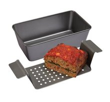 Nonstick rectangular Meat pan DIY Healthy bread loaf  baking mold