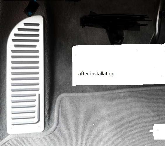 Poklopac odmašnog ležišta za VOLVO XC60 / S60 / V60 / - Vanjska auto oprema - Foto 2