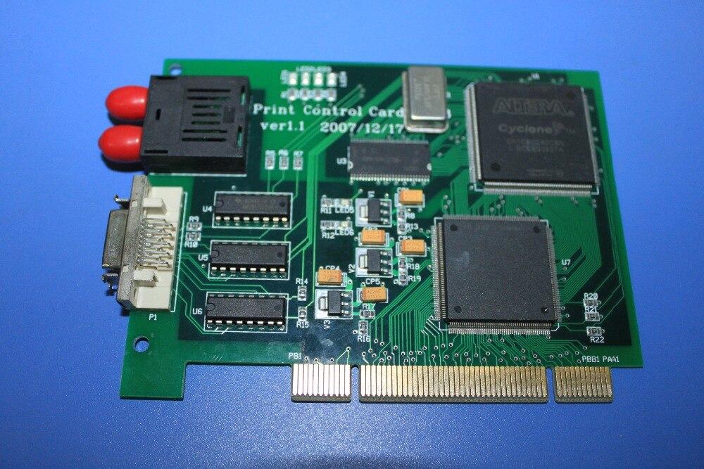 PCI 8 heads printer parts