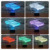 Creativo 3D Cool Boy Coches Animación regalo Lámpara de Luz Nocturna 7 Colores cambian LED Atmósfera Lámpara de Luz Niños de Cumpleaños infantil noch