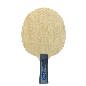 Image 4 - BOER ALC 7layers Carbon Fiber Table Tennis Racket Easy Control High end Ping Pong Blade And Light Tip Heavy Handle Paddle Bat