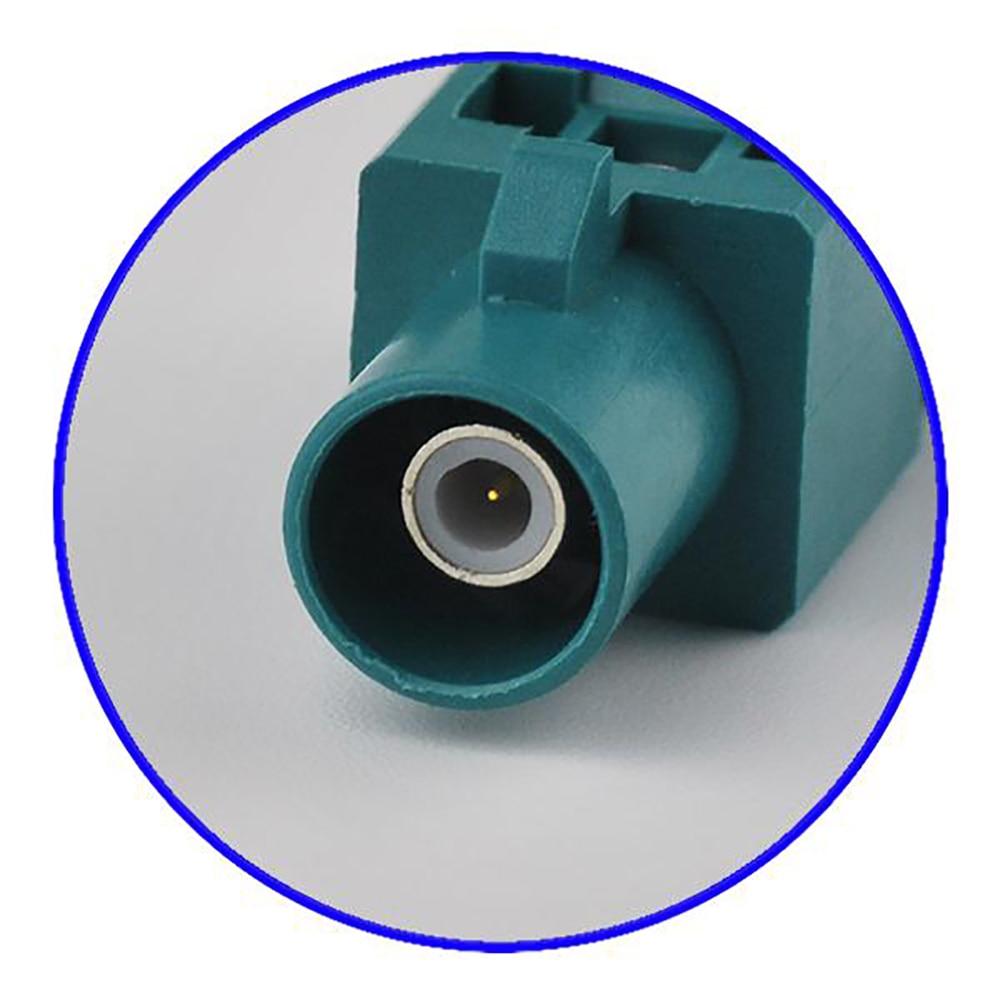 Superbat 10X Fakra Z Waterblue HSD Разъем Обжимной - Коммуникационное оборудование - Фотография 4