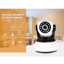 Golden Security HD IP Camera Wireless WiFi Wi-Fi Video Surveillance Night Security Camera Network Indoor Baby Monitor TF Card