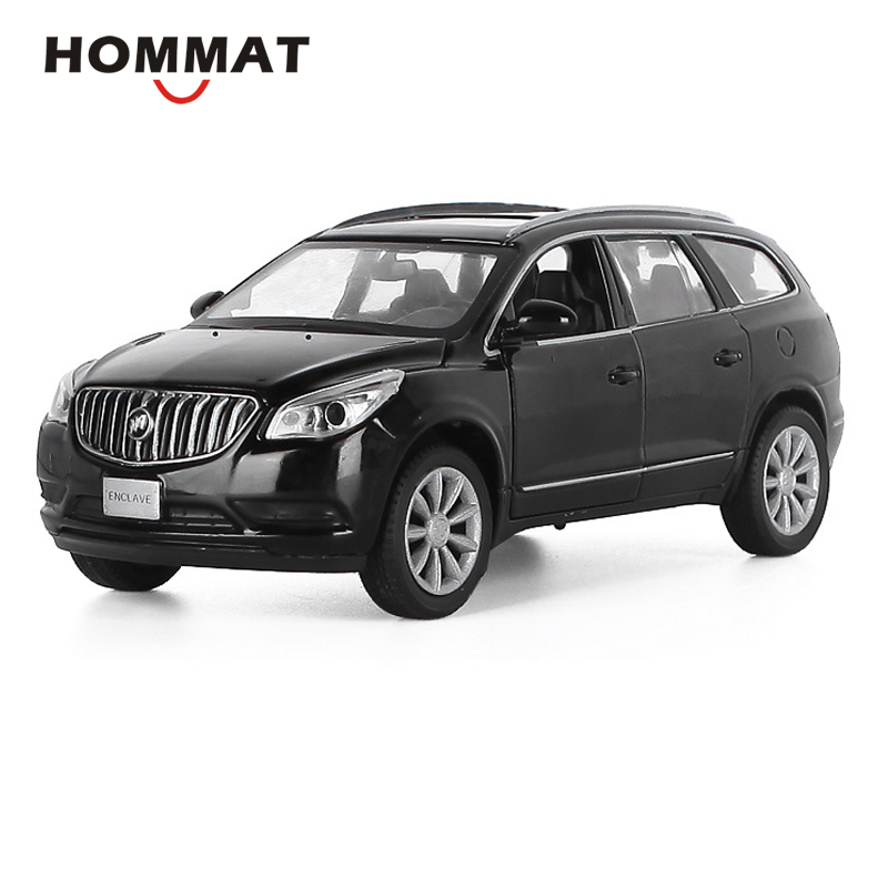 Buick Hybrid Suv: HOMMAT Simulation 1:32 Buick Enclave SUV/Off Road Model