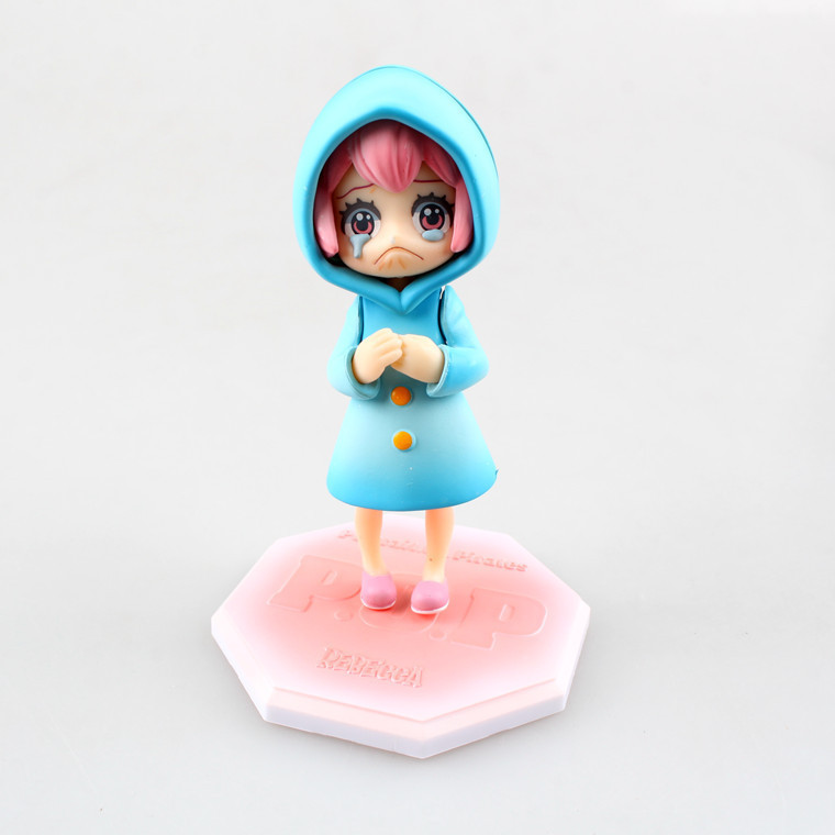 J.G Chen 2015New Anime One Piece POP Kid Rebecca PVC Action Figure Collectible Model Toy 9cm anime catoon one piece pop 15th anniversary dressrosa rebecca pvc action figure collectible model toy 9cm kt381