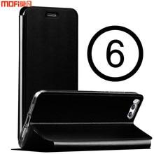 Xiao Mi 6 flip case black Xiaomi Mi 6 чехол крышка Подставка держатель полное покрытие цвета розового золота розовый чистый Капа Coque Принципиально Xiaomi 6 Чехол