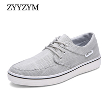 ZYYZYM Men Casual Shoes New Arrival Of Spring Autumn Comfortable Lace Up Fashion Brand Flats Breathable Man Canvas Shoes heinrich new arrival spring summer comfortable casual shoes mens lace up canvas shoes brand fashion flat loafers shoes schuhe