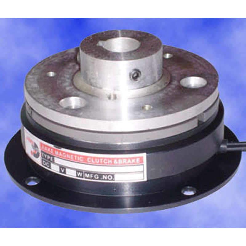 フランジ型電磁クラッチ (アルミドレッシング) JKC-F2-0.6KG トルク 0.6 〜 40 キロ f. m