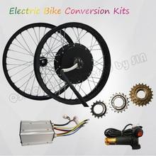 QS Motor 205 Electric bicycle kit / E bike kit / spoke hub Motor 3000W Powerful Hub Motor Kit free shipping electric bike brushless dc hub motor 3000w for electric bicycle 3kw ebike hub motor