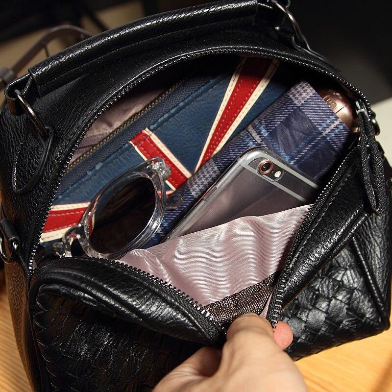 bolsa de ombro rebite top-handle Ocasião : Versátil