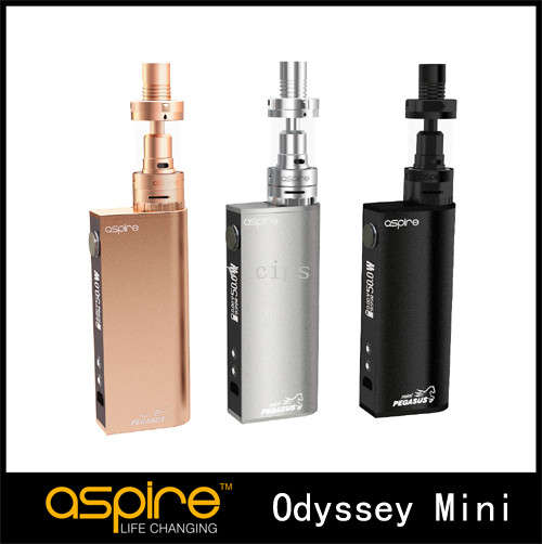 100% Original Aspire Odyssey Mini Kit with 2ml Trition Mini Tank and Pegasus Mini TC/VW 50W Mod вилка для мяса tefal talent 17 см k0912004