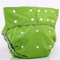 Adjustable Big Boys Girls Nappies Size Adjustable Cloth Diaper Cover Young Children Big Size Nappies Washable