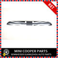 Brand New ABS Material UV Protected Black Union Jack Style Tail Gate Boot  Handle Cover  For mini cooper R58 R59 (1 Pcs/Set)
