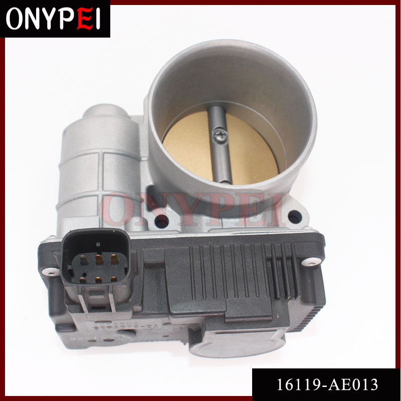Throttle Body Assy RME60 16119-AE013 For 02-06 Nissan Altima Sentra X-Trail 2.5L rme fireface 802