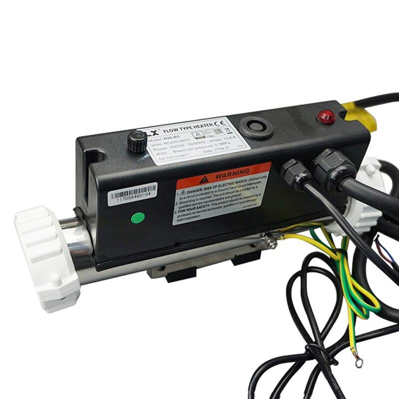 3KW ストレート LX spa 浴槽ヒーター圧力スイッチ H30 R1 、 LX SPA プールヒーター H30 R1 3KW マッサージ浴槽ヒーター  グループ上の 家のリフォーム からの バスウェアセット の中 1