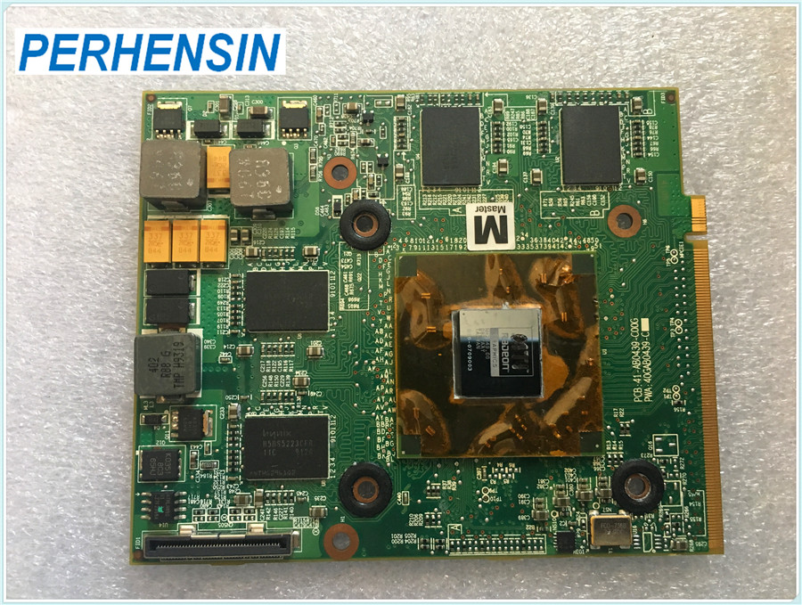 FOR DELL M15X R1 Video card VGA Card HD3870 216-0709003 100% WORK PERFECTLY цена и фото