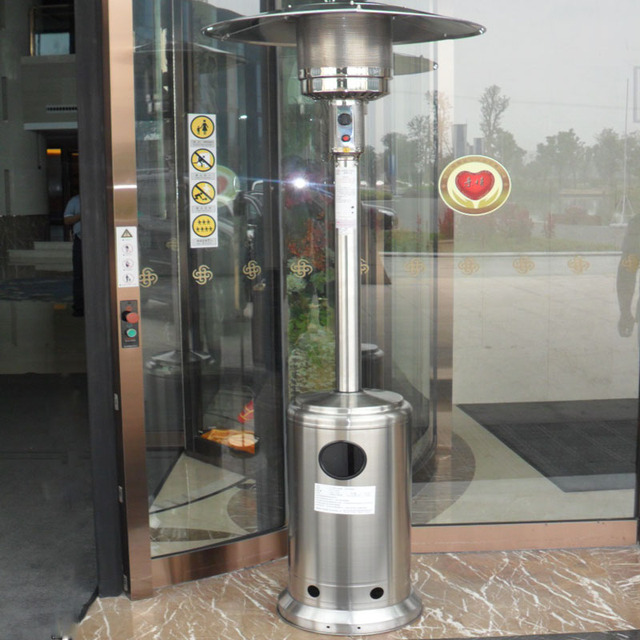 Natural Gas Outdoor Heat Lamps