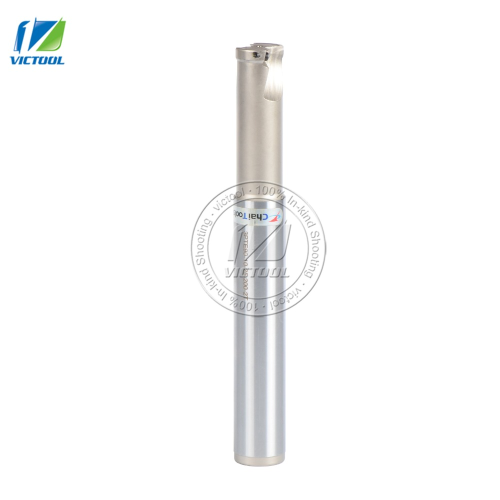 Free Shipping  3PTE90*10*25*200*2T High Speed Milling indexable Face Mill, Boring Bar,Turning Tools,Milling Cutter ,For 3PKT1004
