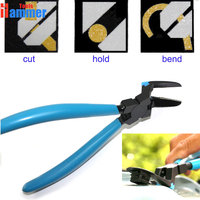 The Blue Car Door Panel Upholstery Remover Moldings Trim Clip Fastener Removal Tools