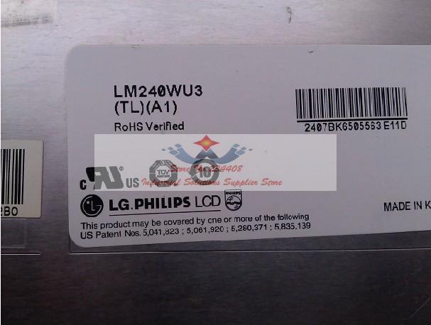 все цены на  24 inch lcd screen LM240WU3(TL)(A1) new stock offer grade A offer LM240WU3 TL A1  онлайн