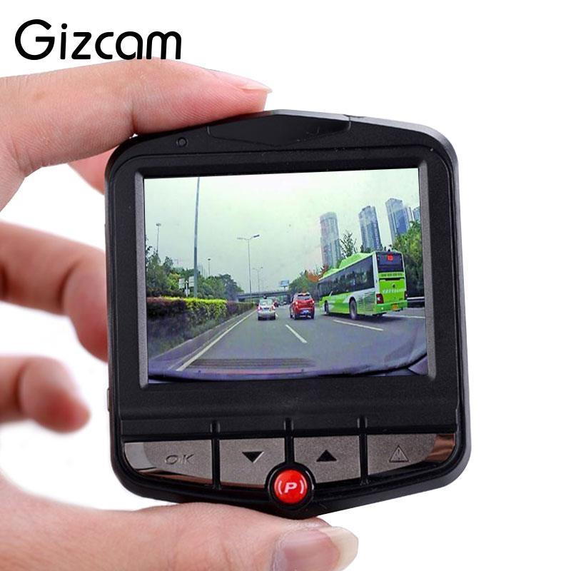 "Gizcam 2.4"" Full HD 720P 90 Wide angle DVR 1.3MP"