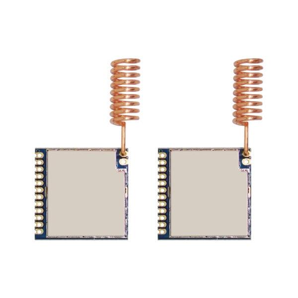 4pcs/lot 915MHz | 868MHz Si4463 RF Module, GFSK/ FSK Wirelss Transceiver RF4463PRO
