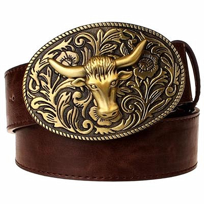 7681014b2b82 Fashion Belt Men Tang Dynasty Flower Design Belt Arabesque Pattern ...