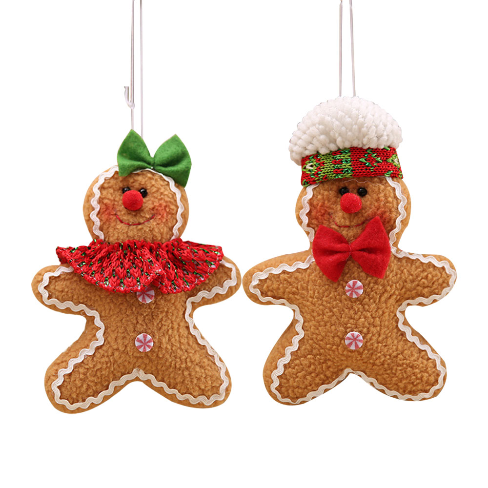 Baby Kids Christmas Bedding Rattles Hangings Ornament Decor Snow Man Xmas Sock Rattle Pe ...