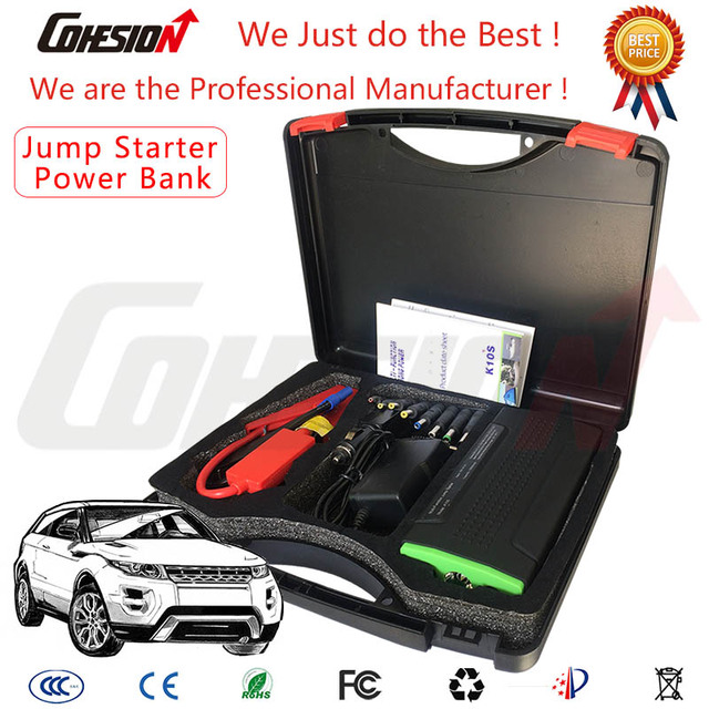 Fashion design high quality jump starter 12800mAh car jump starter power bank car charger for starting diesel and gasoline car