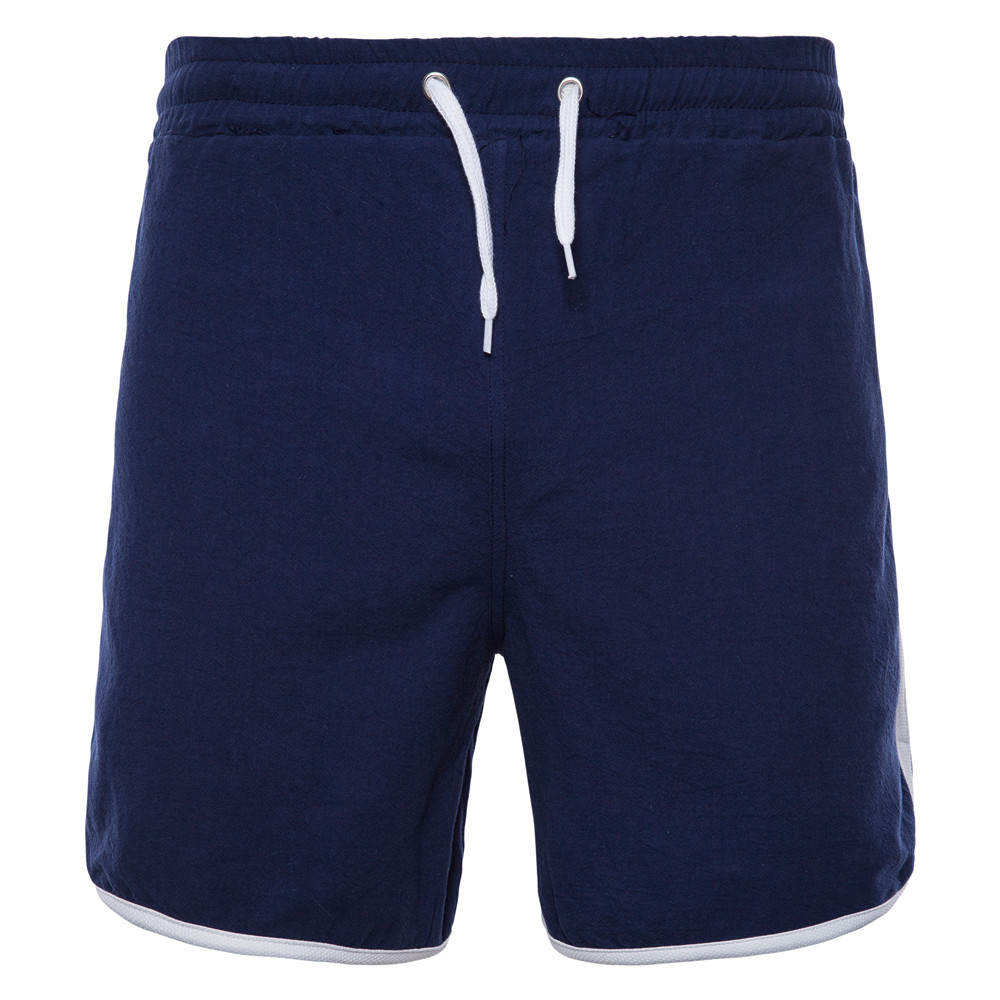 Shorts Mens Bermuda 2018 Summer Solid Color Cotton Hot Cargo Men Boardshorts Male Brand MenS Short Casual Fitness