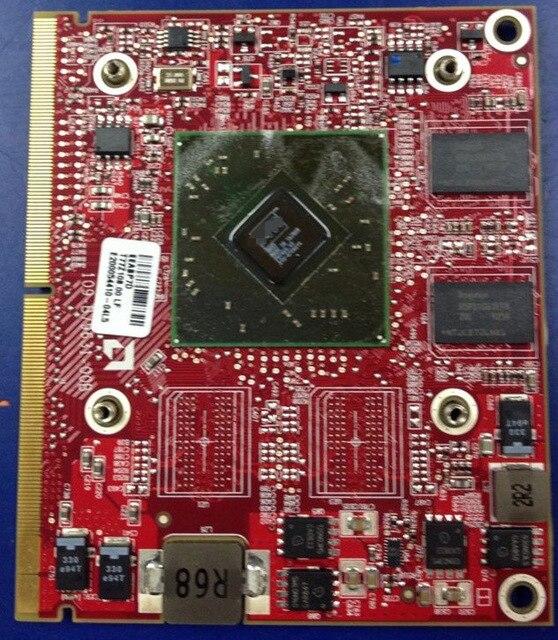 K00005001 K000078110 HD4570 216-0728014 M92 512M KSKAE LS-5001P DDR3 VGA Video Card for T O S H I B A A500 L500 L550