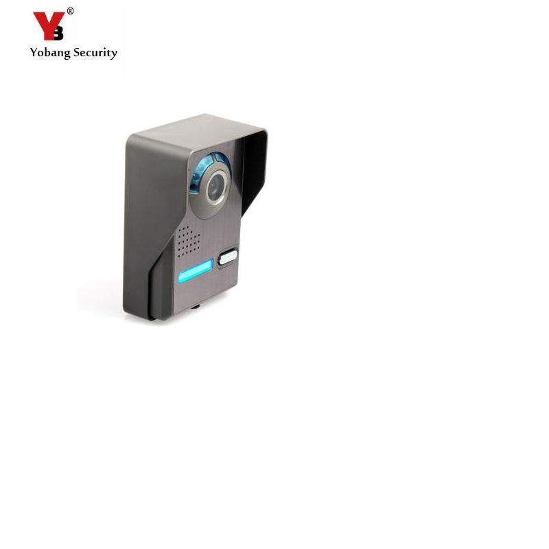 Freeship Outdoor IR Camera For Video Door Phone Outdoor Unit Device Doorphone Intercom Video Entrance Machine Rainproof Camera