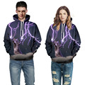 Hood by air 2017 arrived print 3D Galaxy Meow star people lightning cat Collect energy mens funny Hoodies Sweatshirt Men/Women