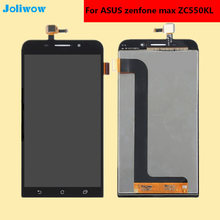 For ASUS zenfone max ZC550KL ZenFone 5000 Z010DA LCD Display+Touch Screen+tools 5.5