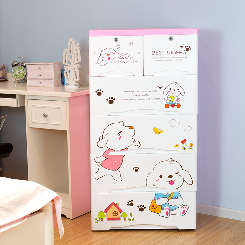 Genuine increase thick plastic drawer storage cabinets lockers child baby clothes in the wardrobe cabinet box on Aliexpress.com   Alibaba Group & Genuine increase thick plastic drawer storage cabinets lockers child ...